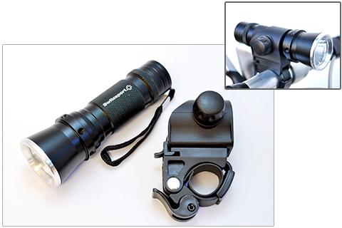 アウトドア セーフティライト Mono-Flash PB-R01-L1